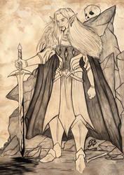 Gorthaur the cruel - LOTR commission by saphir93