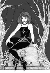Death Samdman by saphir93