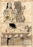 Melkor and the two trees of Valinor - part three by saphir93