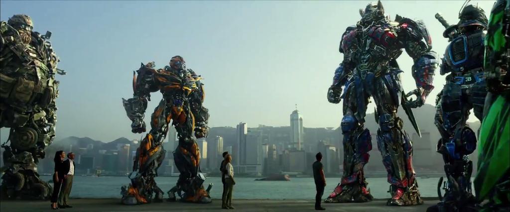 Transformers 4 Autobot Team By Cbpitts On Deviantart
