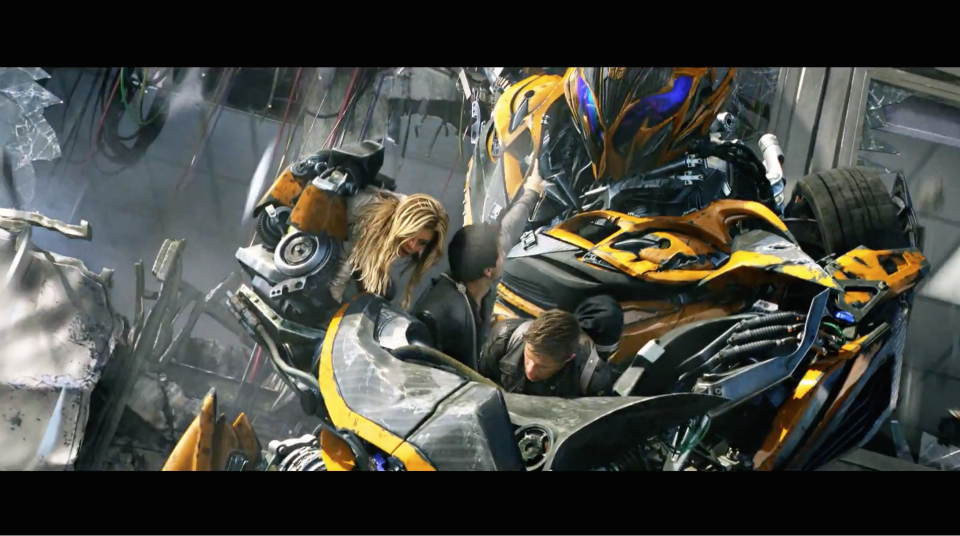 Transformers 4 Bumblebee by cbpitts on DeviantArt Transformers 4 Bumblebee Vs Stinger