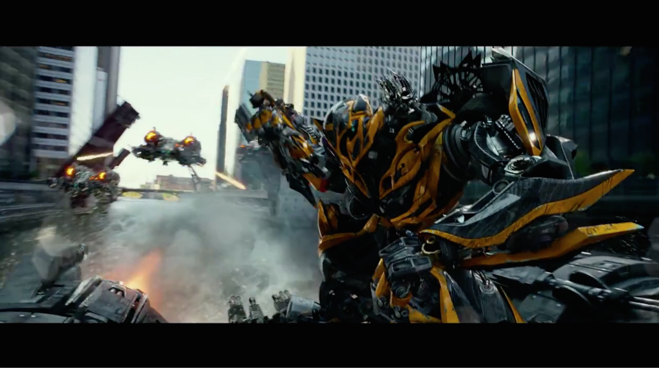 Transformers 4 Bumblebee 2 by cbpitts on DeviantArt