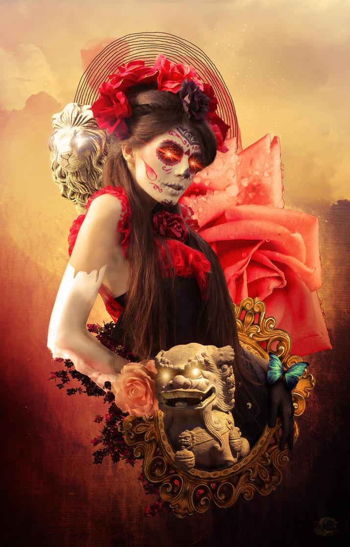 Lady Rose By H4q4 On Deviantart