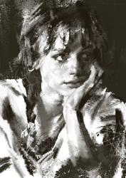 Sketch-girl
