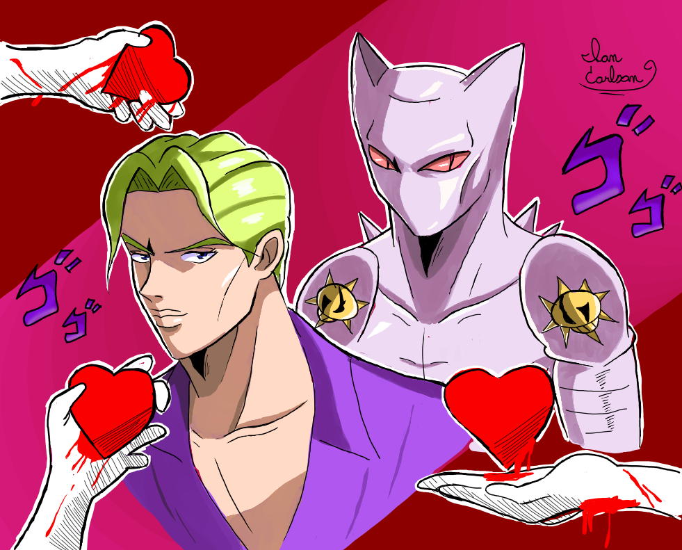 Kira The Heart Breaker by ian9000