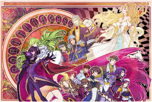 Code Geass - Contest entry - by FsMaverick