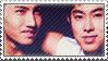 HoMin stamp