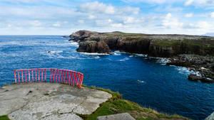 Tory Island Cliffs by heels-of-tar
