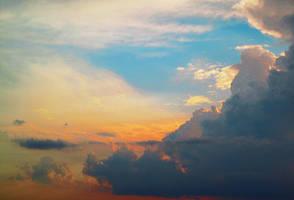 Cloud II by kumiho17