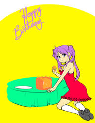 I made you a cake by atechnogoddess