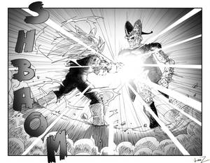 Dragon Ball Timeline : Final Flash