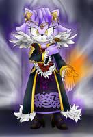 Blaze the Dark Queen by Rosen-Madchen