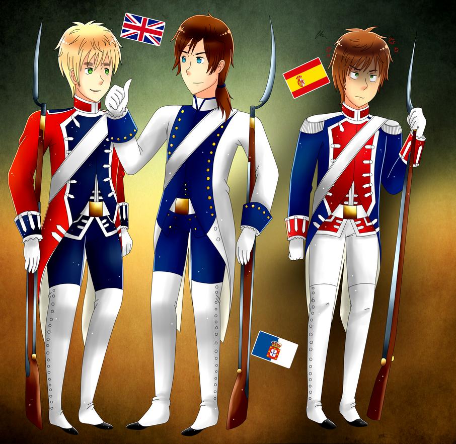 Peninsular War Alliance by SpainOyabun