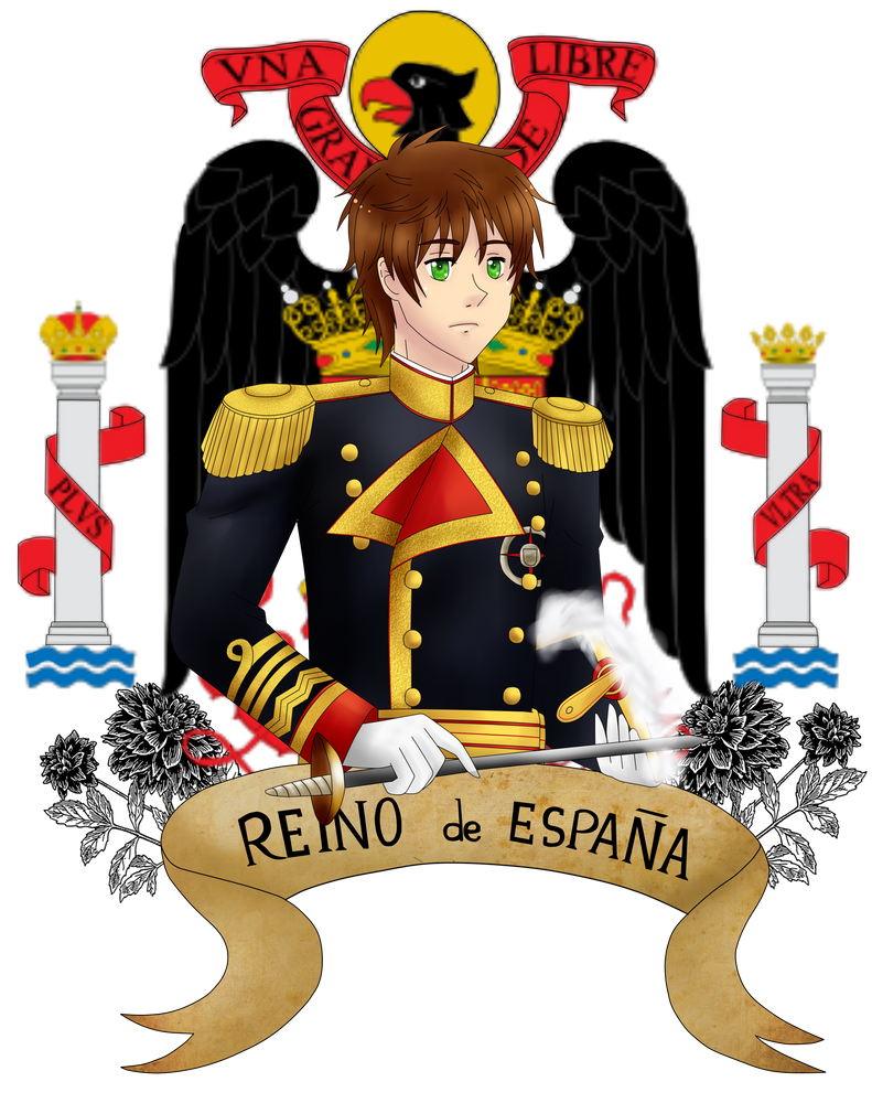 Kingdom of Spain (1939-1975) [APH] by SpainOyabun