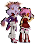 Blaze and Amy.EXE