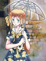 Sommerregen by Rosen-Madchen