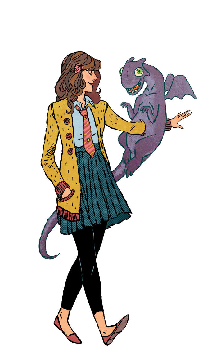 X-MANIC MONDAY: KITTY PRYDE by JakeWyatt
