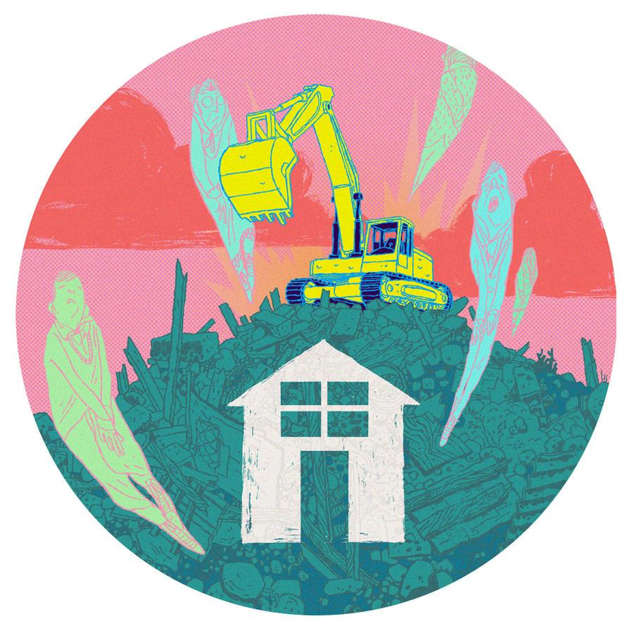 THE HOUSE NEXT DOOR by JakeWyatt