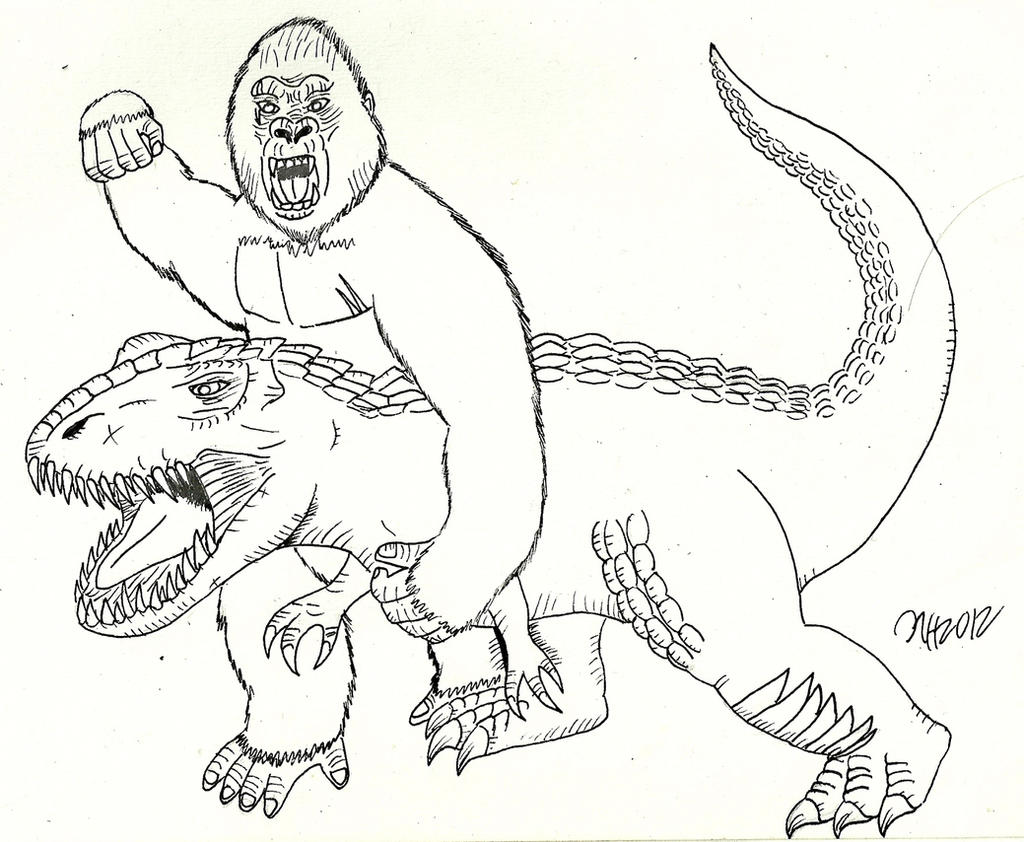 Image Result For T Rex Coloring Page