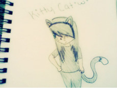 Kitty Cat by Love4Music12