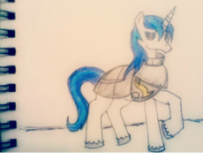 Shining Armorr by Love4Music12