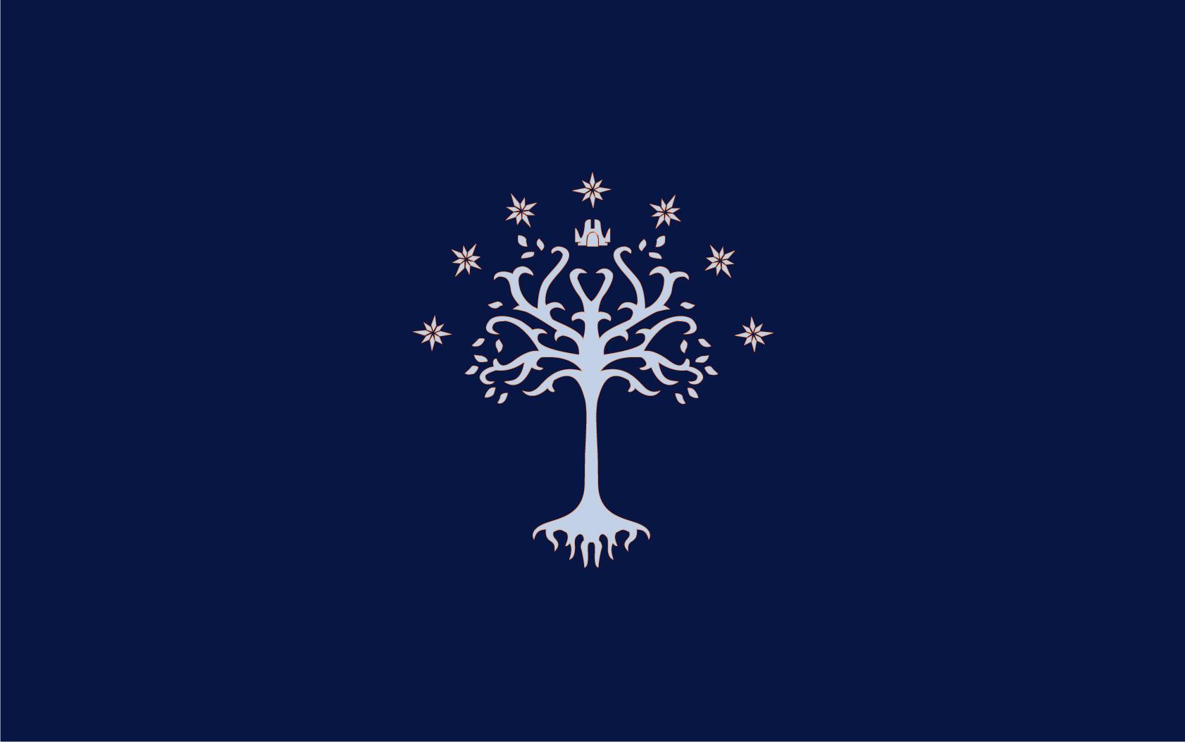 White Tree of Gondor by GhanimaCORE