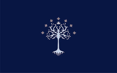 White Tree of Gondor by GhanimaCORE