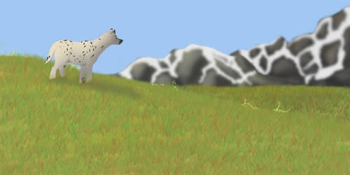 Tessa (exploration activity) - Rolling Hills by agrizian