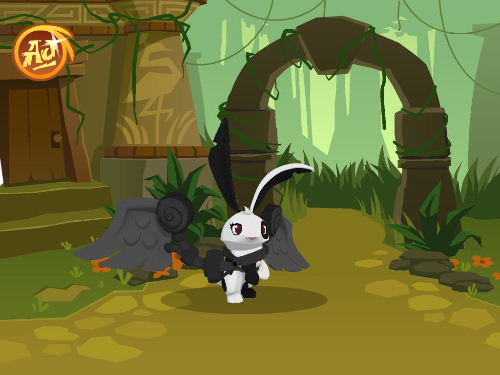 the bunny by leyanikole