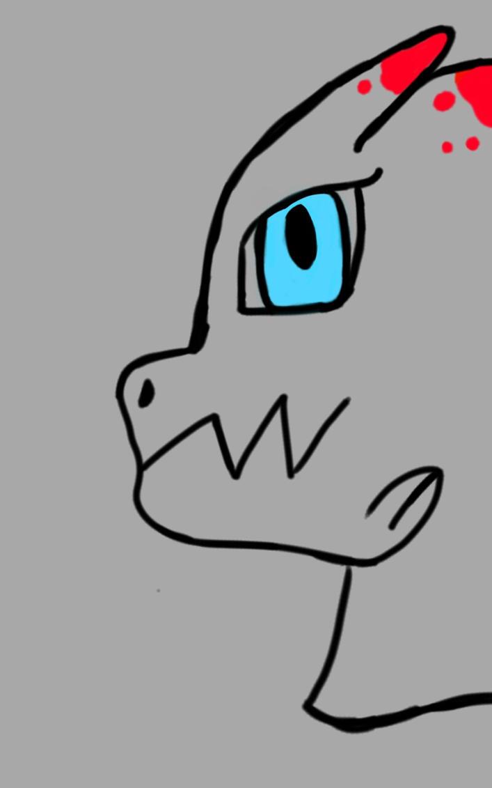 just a lizard by leyanikole
