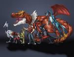 The Iron Dragon Master