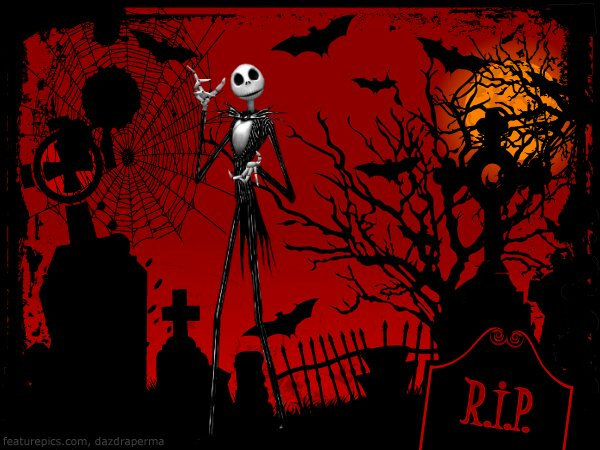 nightmare before christmas - jack by dropdeadalexis on DeviantArt