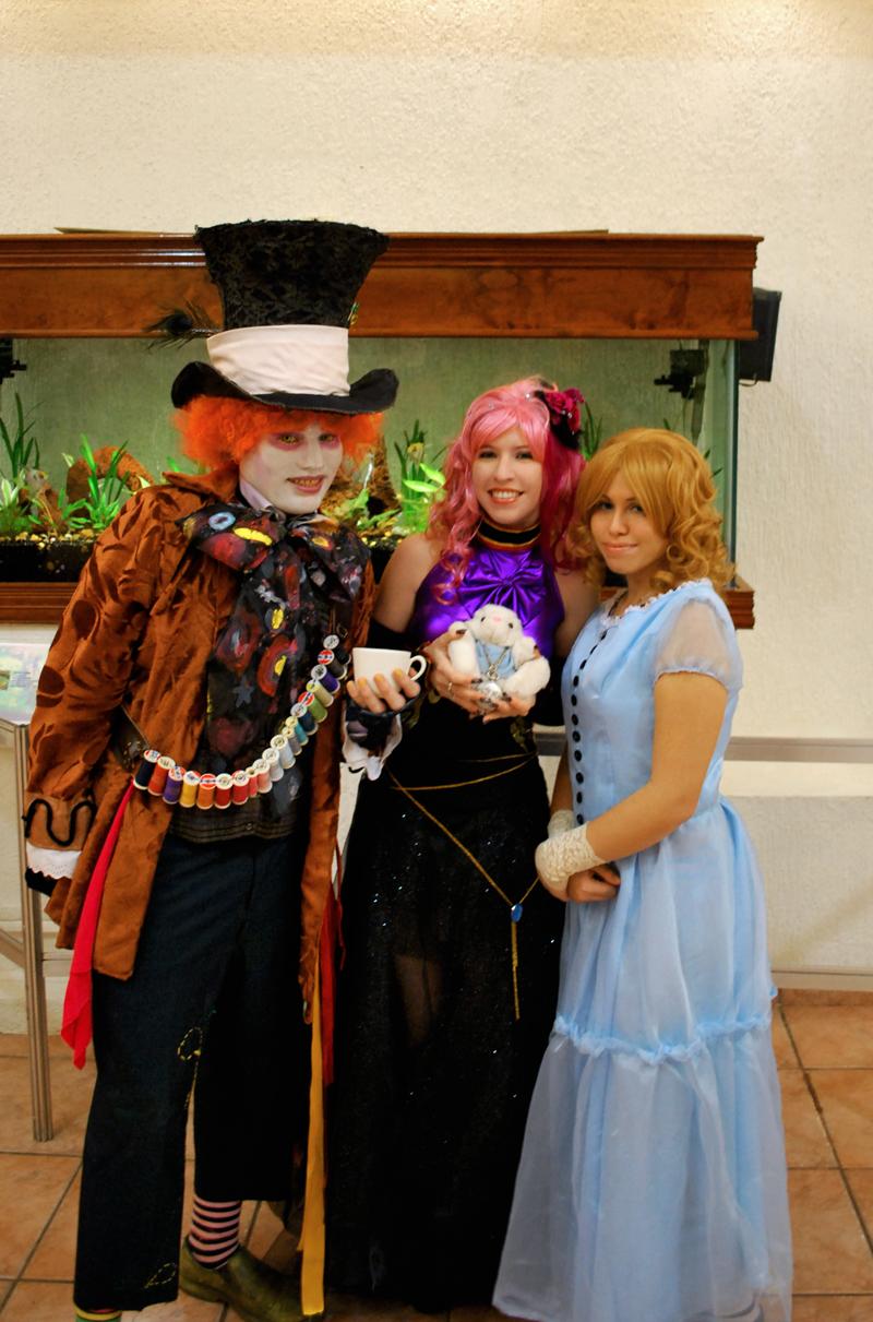 Wonderland with Megurine Luka