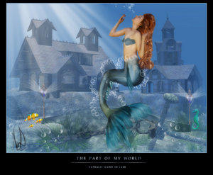 The Part of My World by Sea-Creatures