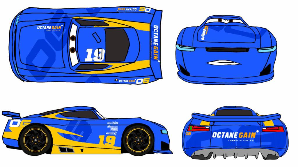DANNY SWERVEZ by carsfan16