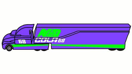 H.J HOLLIS'S HAULER by carsfan16