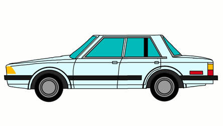 1982 Honda Accord by carsfan16