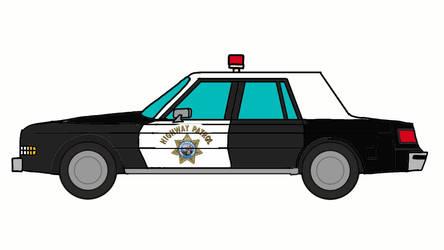 1986 Dodge Diplomat by carsfan16