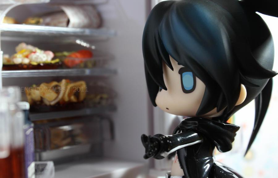 Black Rock Shooter: Snack Time