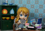 Kirino: Ipad time