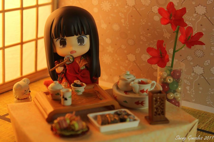 Sawako: Yum Yum