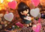 Valentines Day Sawako: Love letter