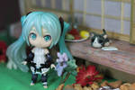Miku in the Afternoon
