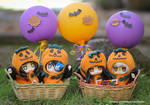 BRS Project: Halloween Trick or Treat