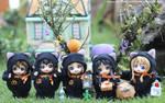 K-On Happy Halloween