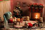 Miku Append on Christmas Day