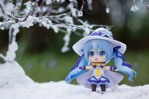 Snow Miku Magical Snow Version