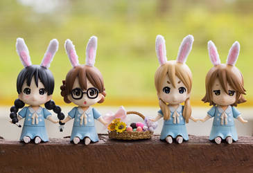 K-On Easter! by kixkillradio