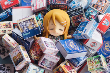 Kirino's Bed of Figures by kixkillradio