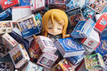 Kirino's Bed of Figures